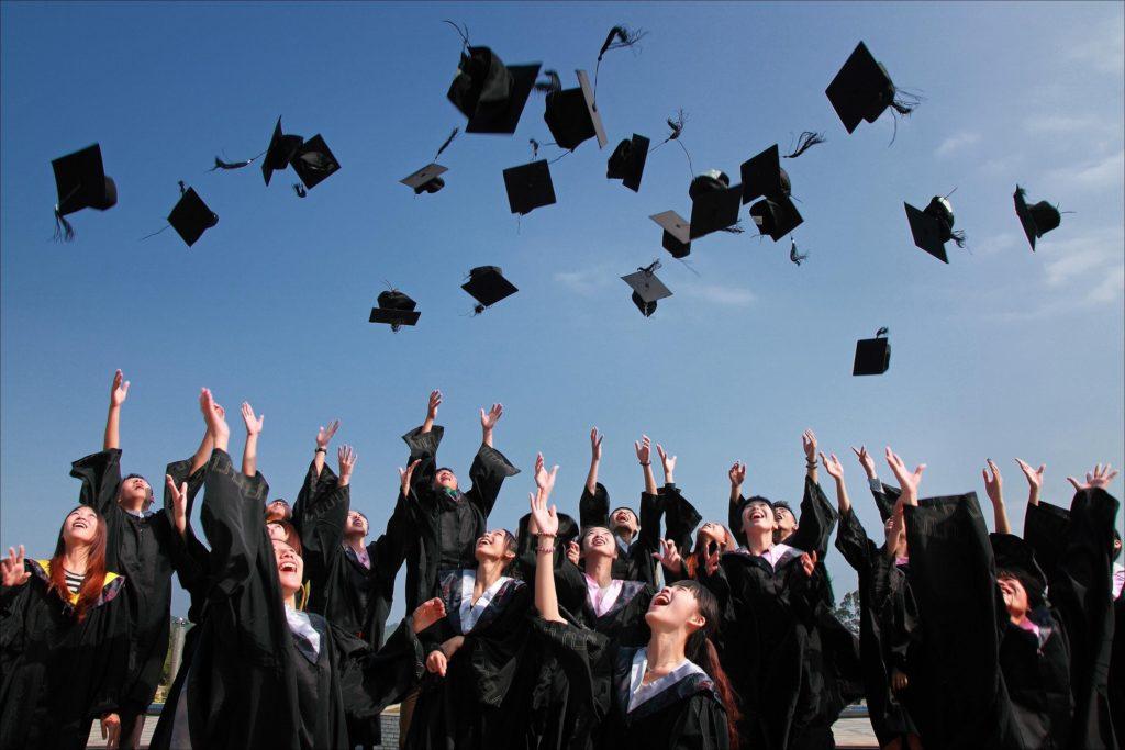 college celebration
