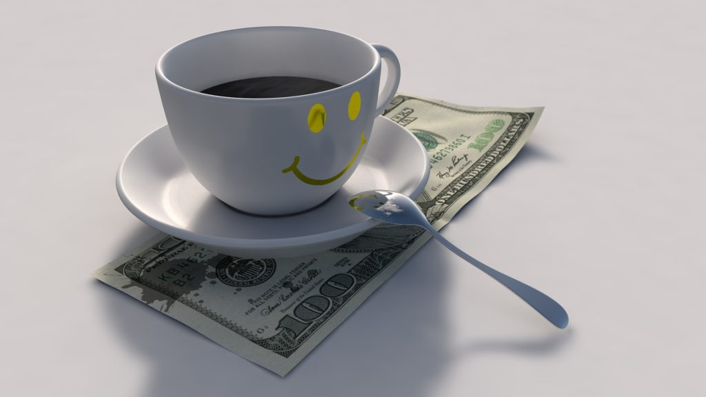 money and fulfilment