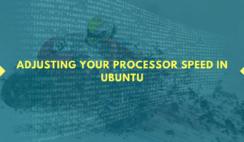 adjusting your processor speed in ubuntu