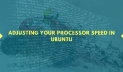 adjusting your processor speed in ubuntu